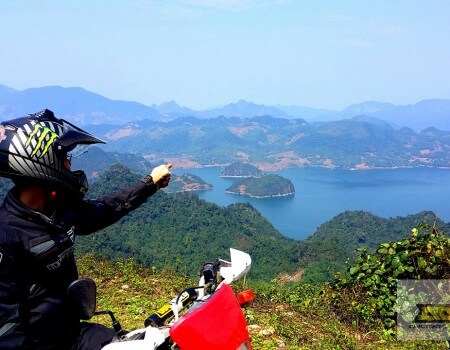 A Glimpse of The North West Vietnam Motorbike Trip - ADV Motorcycle Tours and Dirtbike Travel